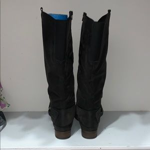 Wide calf boots-Maurices